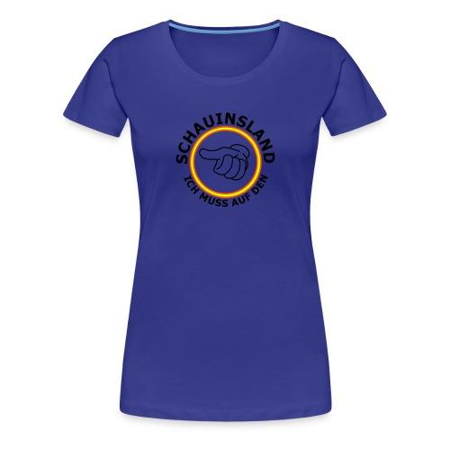 daumen2 - Frauen Premium T-Shirt