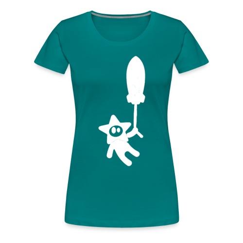 sternenmann - Frauen Premium T-Shirt