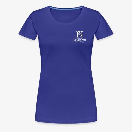 Logo_vorne_klein - Frauen Premium T-Shirt
