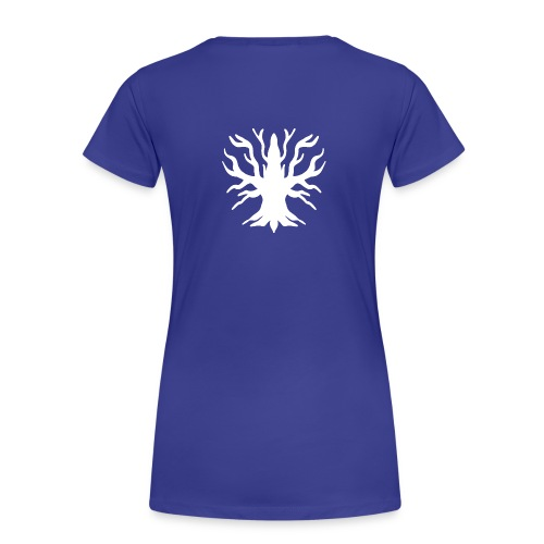 Tree3Solid - Women's Premium T-Shirt