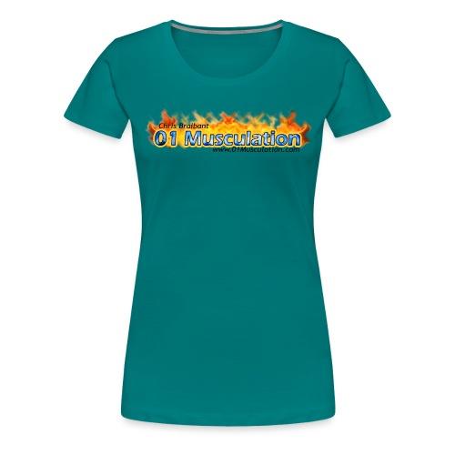 logotshirt - T-shirt Premium Femme