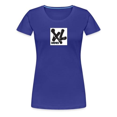 XLG BOOYALOGO1 - T-shirt Premium Femme