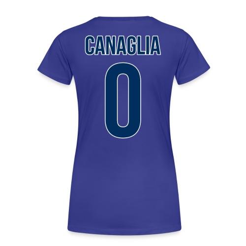 CANAGLIA - ZERO - Maglietta Premium da donna