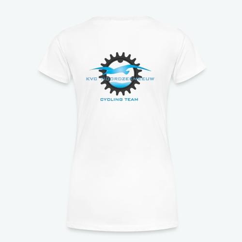 kledijlijn NZM 2017 - Vrouwen Premium T-shirt