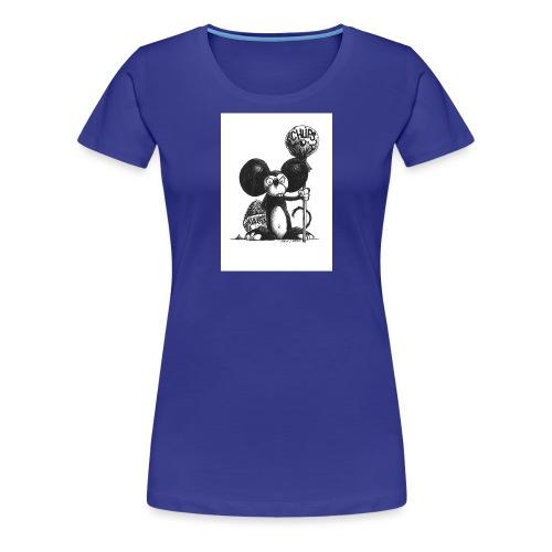 Chups jpg - T-shirt Premium Femme