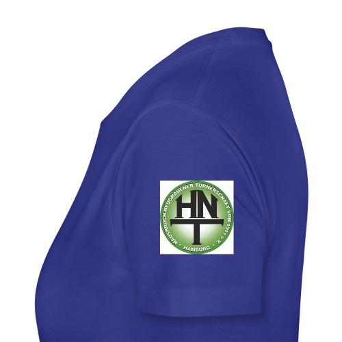 HNT Logo cmyk 300dpi jpg - Frauen Premium T-Shirt