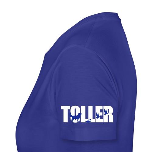 Toller Design negativ - Frauen Premium T-Shirt
