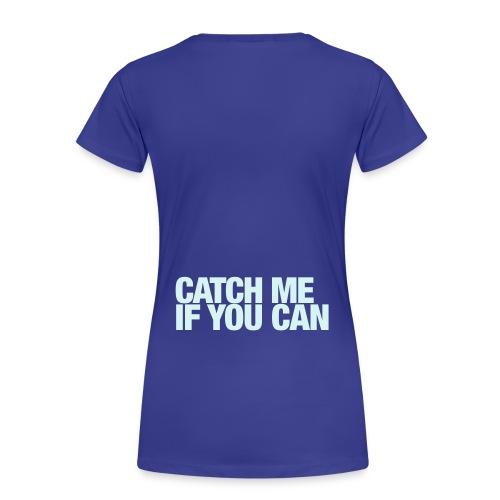catch - Women's Premium T-Shirt