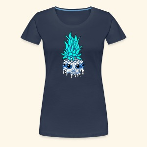 AnnaNas Head - Frauen Premium T-Shirt