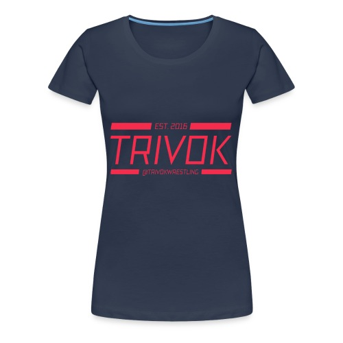 Trivok Rojo - Camiseta premium mujer