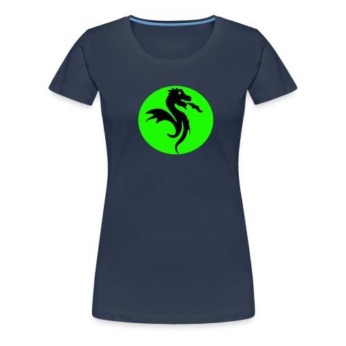 Dragon-Friends - Frauen Premium T-Shirt