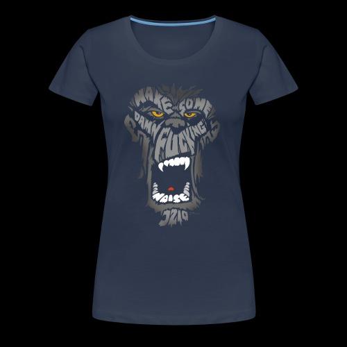 make some noise // J2IO // - Frauen Premium T-Shirt