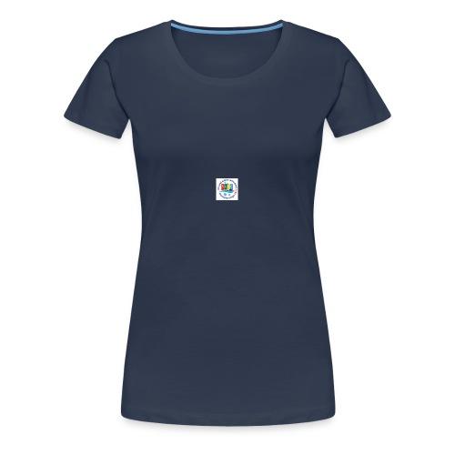 UK cold water swimming championships - Women's Premium T-Shirt