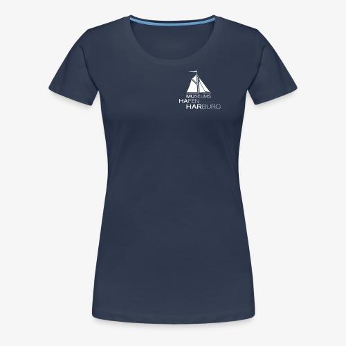 Simply MuHaHar, White - Frauen Premium T-Shirt