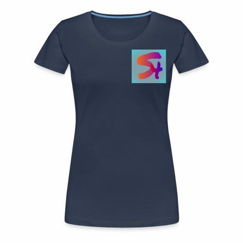 SQU4D (Minimised) - Women's Premium T-Shirt