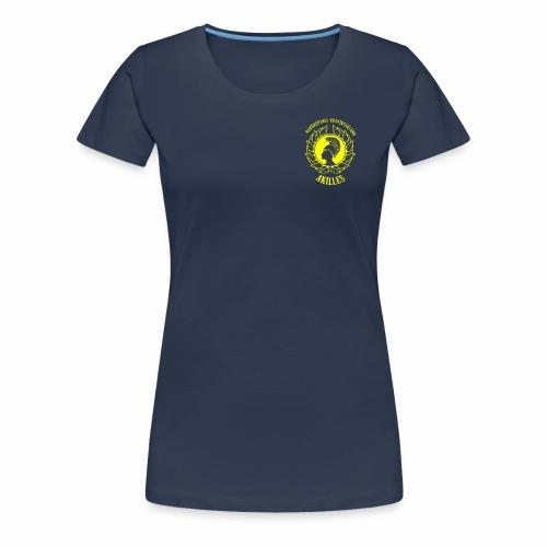 NBKALogga - Premium-T-shirt dam