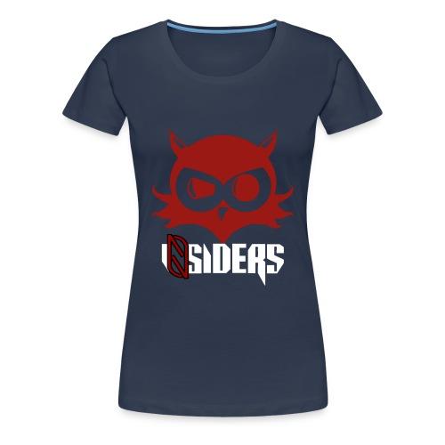 iNsiders t-shirt - Naisten premium t-paita