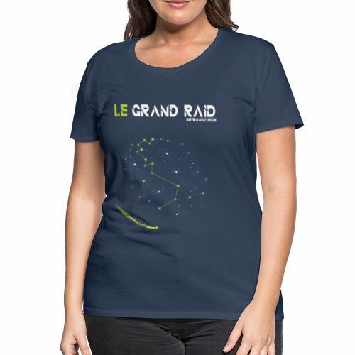 Constellation du grand raid - T-shirt Premium Femme
