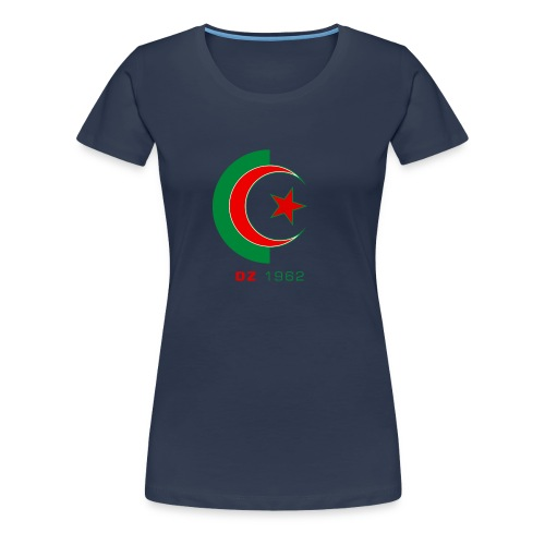 logo 3 sans fond dz1962 - T-shirt Premium Femme