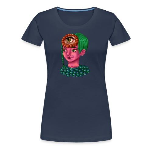 Mynia - T-shirt Premium Femme