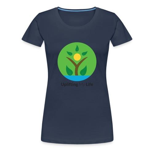 Uplifting My Life Official Merchandise - Women's Premium T-Shirt