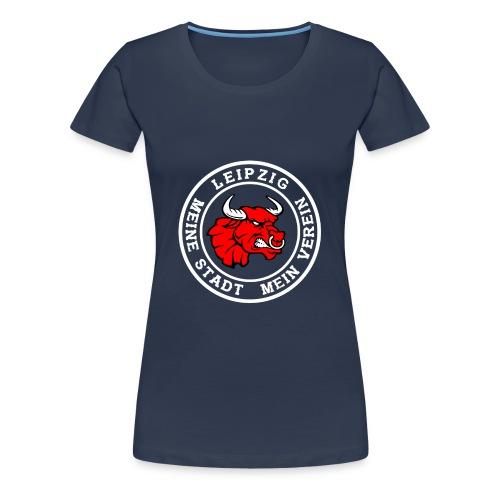 Meine Stadt mein Verein - Frauen Premium T-Shirt