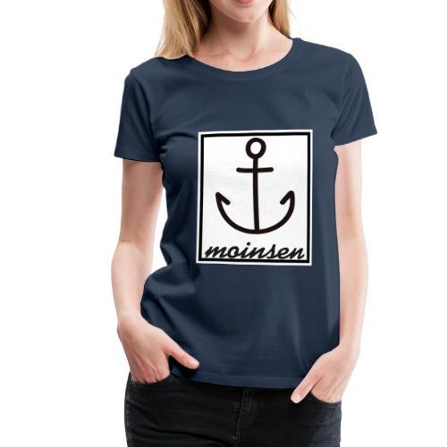 Anker moinsen - Frauen Premium T-Shirt