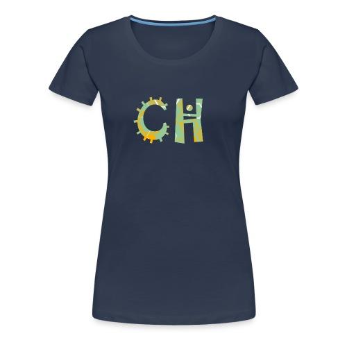 CreaHive - Maglietta Premium da donna