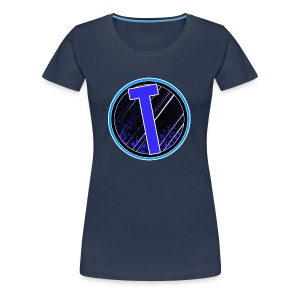 Truxer Old Logo Transparent - Women's Premium T-Shirt