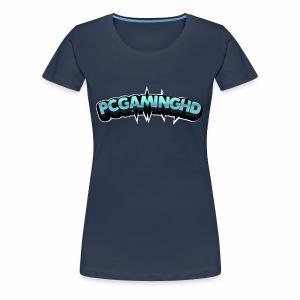 PCgamingHD banner - Vrouwen Premium T-shirt