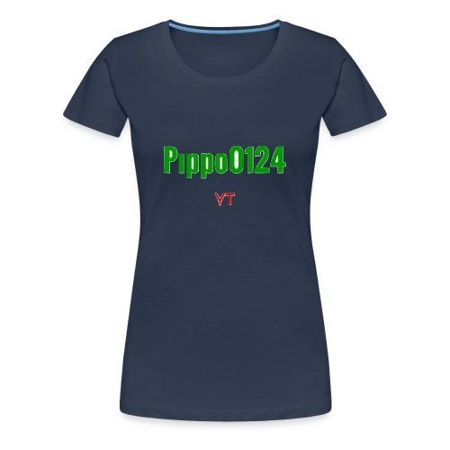 Pippo0124 - Maglietta Premium da donna