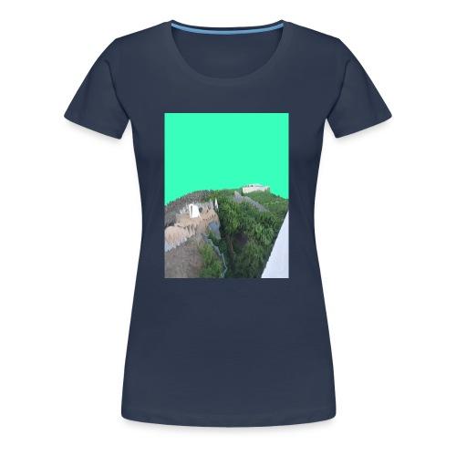 Köln Glitch - Frauen Premium T-Shirt