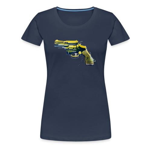 Revolver - Frauen Premium T-Shirt