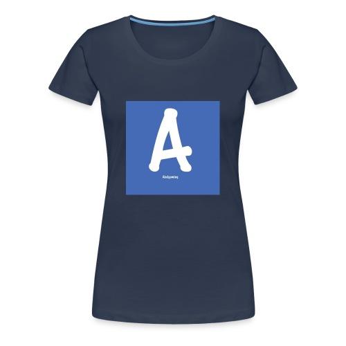 Logo vest - Vrouwen Premium T-shirt