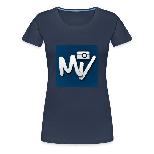 Maxvlogs T-shirt - Vrouwen Premium T-shirt
