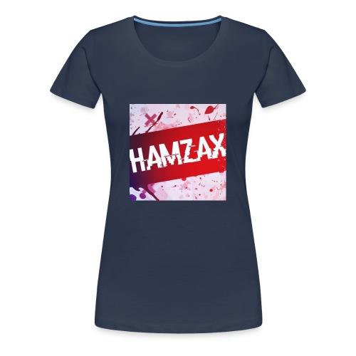 Hamzax - Frauen Premium T-Shirt