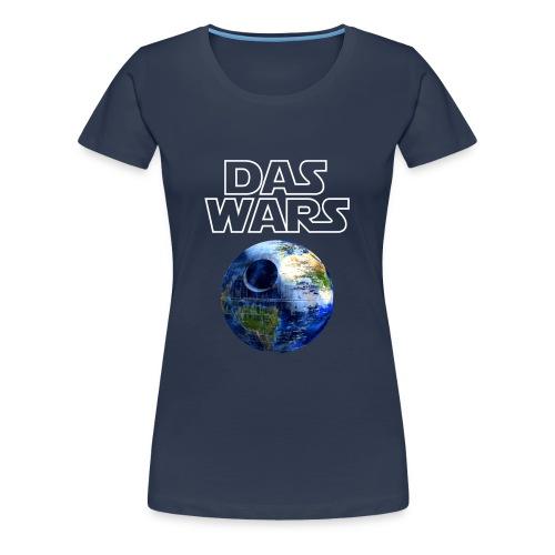 todeserde - Frauen Premium T-Shirt