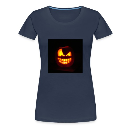 halloween jack - Maglietta Premium da donna