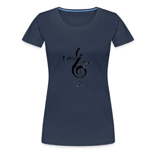 treble_maker - Women's Premium T-Shirt