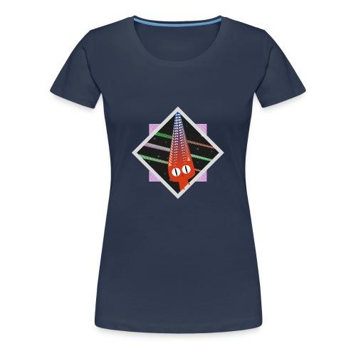 Catastrophy in the void - Camiseta premium mujer