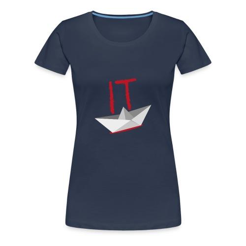 It Camiseta - Camiseta premium mujer