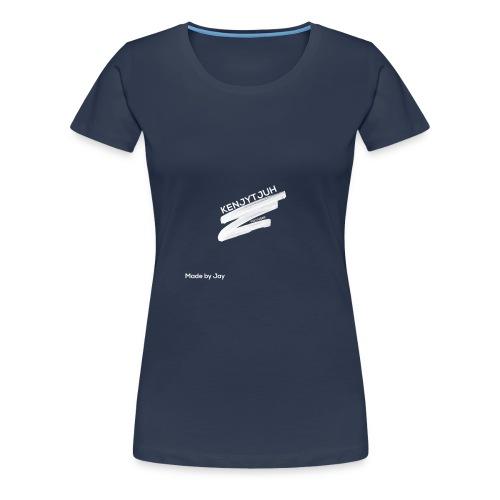 KenjyTjuh Mannen Shirt - Vrouwen Premium T-shirt