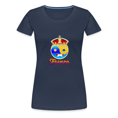 Frenzo crew - Vrouwen Premium T-shirt