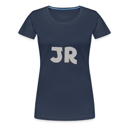 JustRobin Hoodie Mannen! - Vrouwen Premium T-shirt