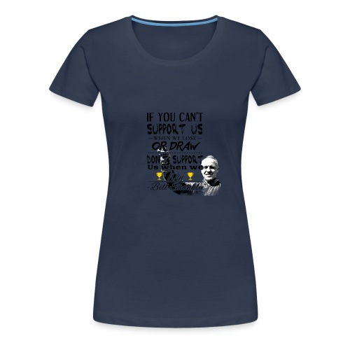 Bill Shankly - Barntröja - Premium-T-shirt dam