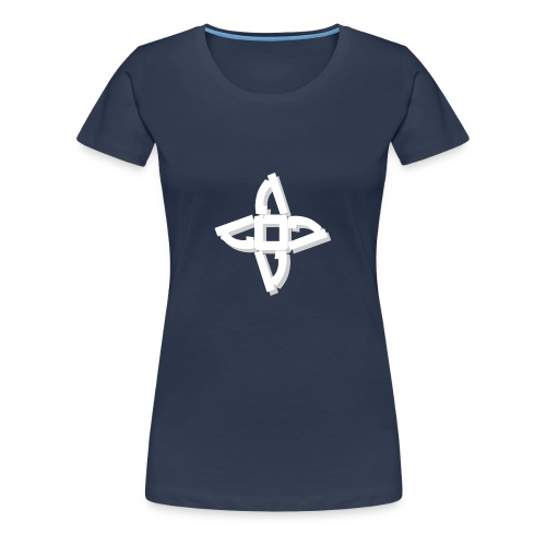 WootsLogoShirt - Women's Premium T-Shirt