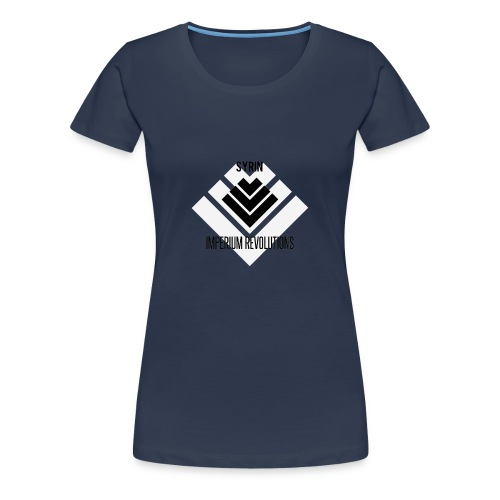 Imperium Revolutions Syrin White - Vrouwen Premium T-shirt