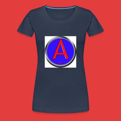 Abnoiz profile merch - Frauen Premium T-Shirt