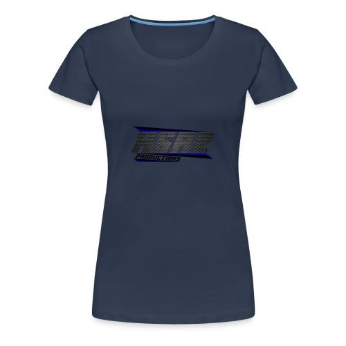 T-shirt met logo - Vrouwen Premium T-shirt
