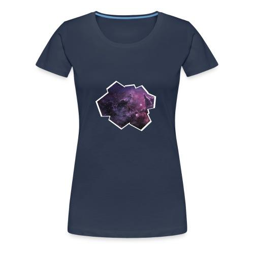 Space window - Women's Premium T-Shirt